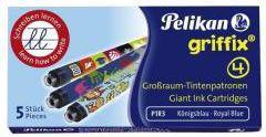 Pelikan Naboje atramentowe z motywami/5 Griffix (200415)