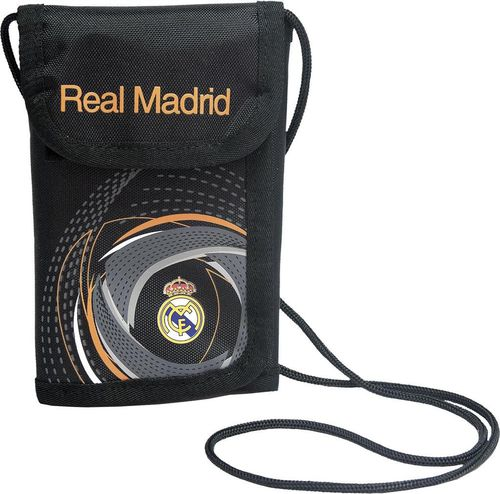 Astra Portfel  Real Madrid czarny  (RM-52)