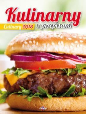 Avanti Kalendarz 2018 Kulinarny KSM-2 (248645)