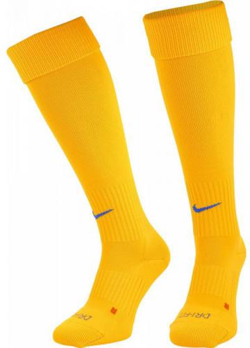 Nike Getry Classic II Cush Over-the-Calf żółto-niebieskie r. XS (SX5728-740)