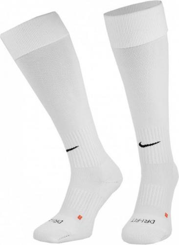Nike Getry piłkarskie Performance Stirrup Team biało-czarne r. L (SX5731-100)