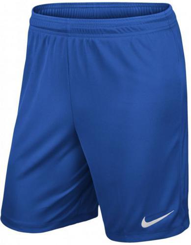 Nike Spodenki piłkarskie Park II M niebieskie r. XXL (725887-463)