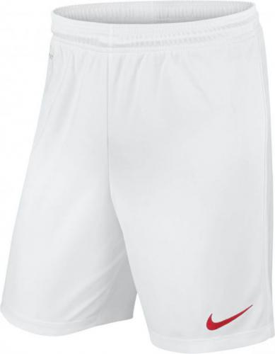 Nike Spodenki piłkarskie Park II M białe r. M (725887-102)