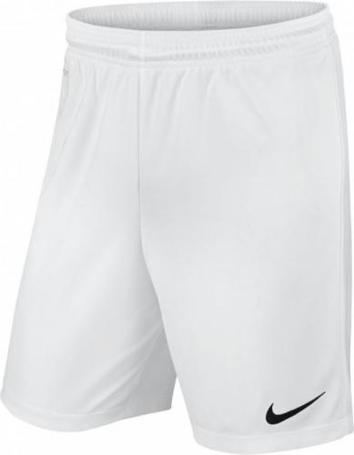 Nike Spodenki piłkarskie Park II M białe r. XL (725887-100)