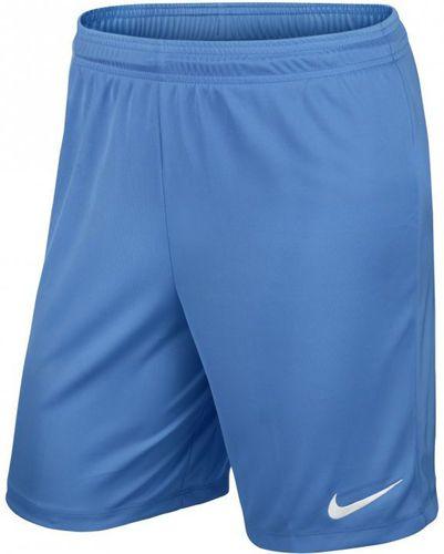 Nike Spodenki piłkarskie męskie Park II M niebieskie r. XLL