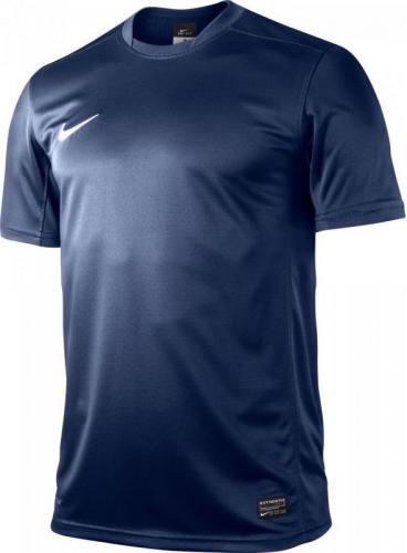 Nike Koszulka piłkarska Park V Junior granatowa r. XS (448254-410)