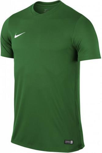 Nike Koszulka piłkarska Park VI Junior r. L zielona (725984-302)