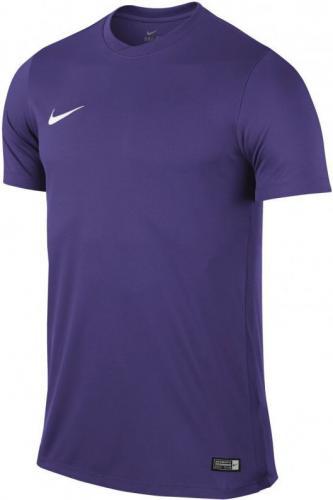 Nike Koszulka piłkarska Park VI Junior fioletowa r. S (725984-547)