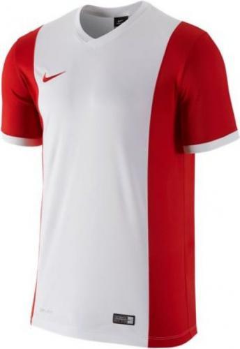 Nike Koszulka piłkarska Park Derby M biało-czerwona r. S (588413-106)