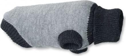 Ami Play Sweterek dla psa Oslo 19 cm Szary