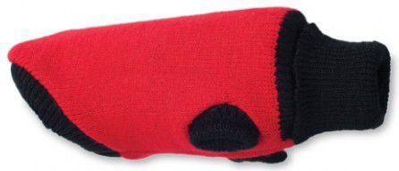 Ami Play Sweterek dla psa Oslo 23 cm Czerwony