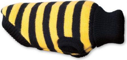 Ami Play Sweterek dla psa Glasgow 19 cm Paski żółte