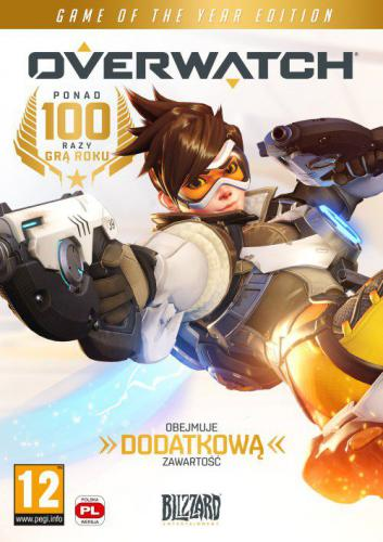 Overwatch - Edycja Game of the Year Edition