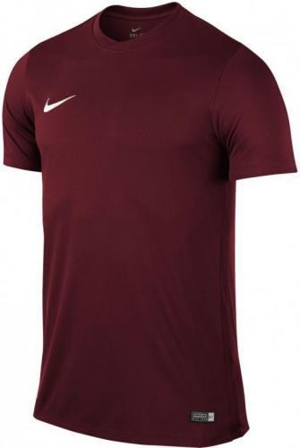 Nike Koszulka męska Park VI bordowa r. XL (725891-677)