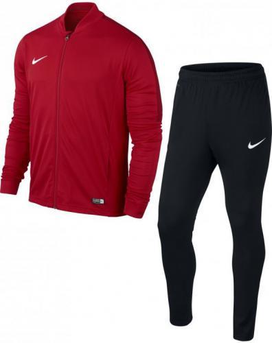 Nike Dres Academy 16 TRACKSUIT 2 M czerwono-czarny r. XXL (808757-657)