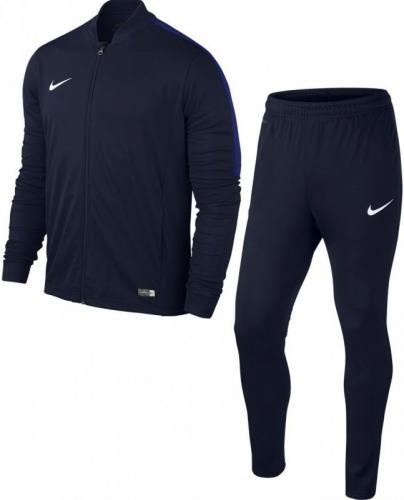 Nike Dres piłkarski Academy 16 Knit 2 Junior r. M granatowy (808760-451)