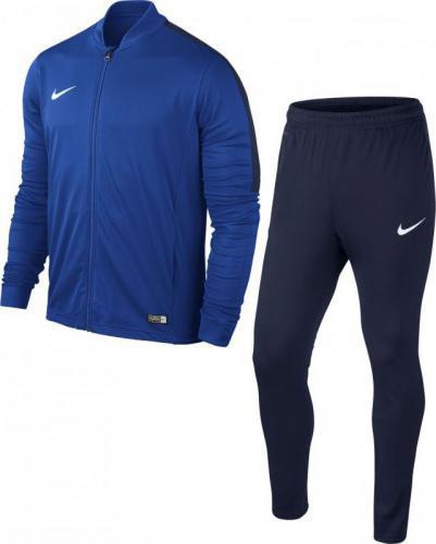 Nike Dres juniorski Academy 16 Knit 2 Junior niebiesko-granatowy r. M  (808760-463)
