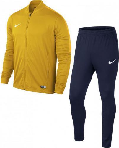 Nike Dres juniorski Academy 16 Knit 2 Junior żółto-czarny r. M  (808760-739)