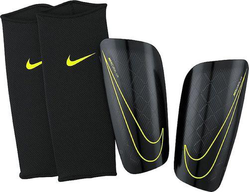 Nike Ochraniacze piłkarskie Mercurial Lite M czarne r. L (SP2086-010)