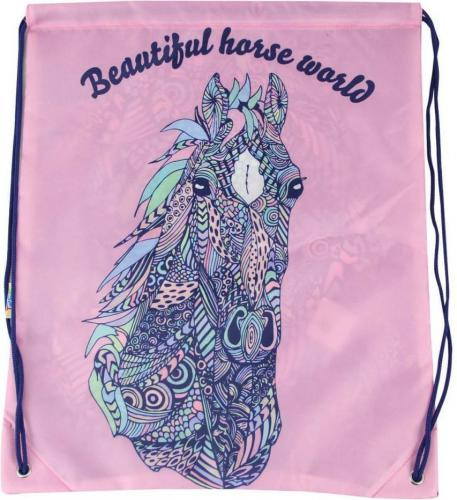 Eurocom Worek na kapcie Beautifull Horse World (240952)