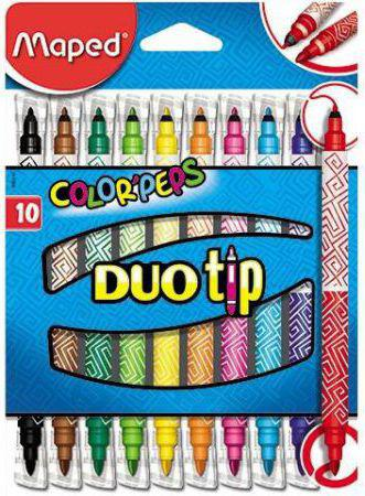 Maped Flamastry Colorpeps Duo Tip (203103)