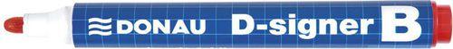 Donau Marker Donau D-signer B do tablic O/K Czerwony (7372001-04PL)
