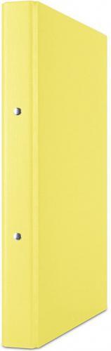 Segregator Donau 2-ringowy A4 35mm żółty (3732001PL-11)
