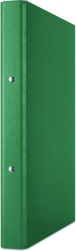 Segregator Donau 2-ringowy A4 35mm zielony (3732001PL-06)