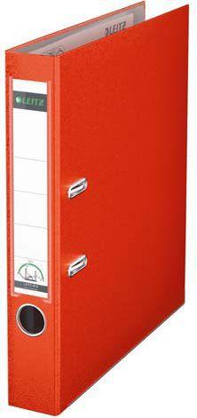 Segregator Leitz A4 50mm czerwony (10151020)