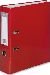 Segregator VauPe FCK dźwigniowy A4 75mm czerwony (061/01)