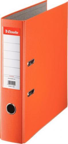 Segregator Esselte Ekonomiczny dźwigniowy A4 75mm pomarańczowy (11234)