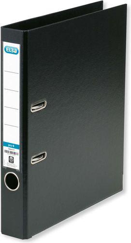Segregator Elba Pro+ dźwigniowy A4 50mm czarny (100202102)