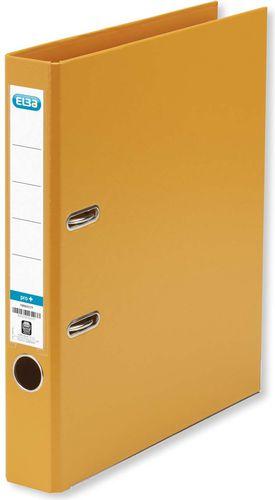 Segregator Elba Pro+ dźwigniowy A4 50mm pomarańczowy (100202103)