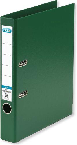 Segregator Elba Pro+ dźwigniowy A4 50mm zielony (100202107)