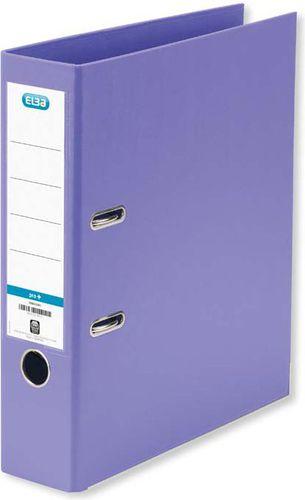 Segregator Elba Pro+ dźwigniowy A4 80mm fioletowy (100202167)