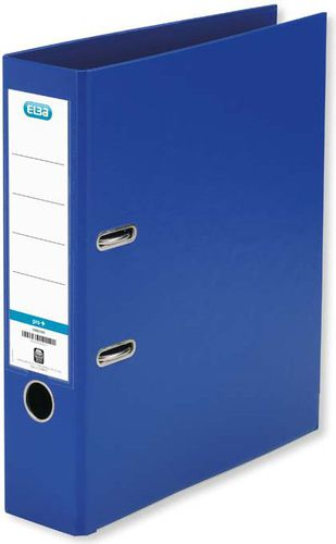 Segregator Elba Pro+ dźwigniowy A4 80mm niebieski (100202161)