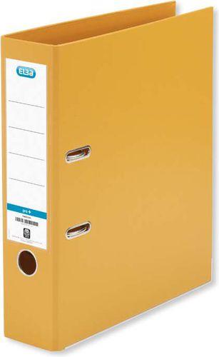 Segregator Elba Pro+ dźwigniowy A4 80mm pomarańczowy (100202170)