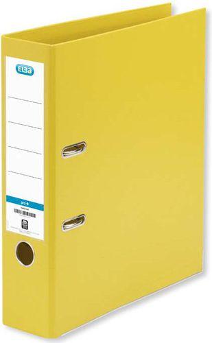 Segregator Elba Pro+ dźwigniowy A4 80mm żółty (100202166)