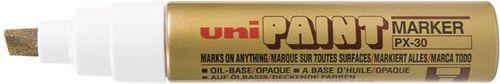 Uni Mitsubishi Pencil MARKER UNI PX-30 OLEJOWY ZŁOTY (PX30ZŁ)