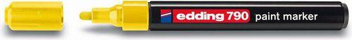 Edding Marker lakierowy Edding 790 ŻÓŁTY (790/005/Z ED)