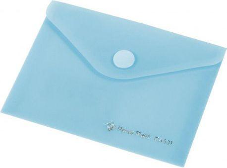 Panta Plast TECZKA KOPERTOWA FOCUS A5 PRZEZR.NIEBIES  - 0410-0036-03