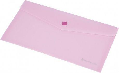 Panta Plast Koperta Focus C4533 DL przezroczysta różowa (197860)
