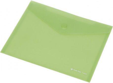Panta Plast Koperta Focus C4534 A5 przezroczysta zielona (197864)