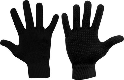 Axer Rękawice unisex Knitted Anti-Skid czarne r. XS/S (5044)