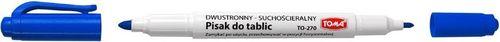 Toma MARKER TOMA DO TABLIC 270 NIEBIESKI SUCHOŚCIERALNY - TO-270 NIEB