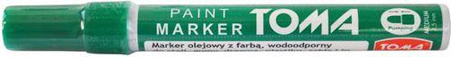 Toma Marker olejowy (TO-440 NEON ZIELONY)