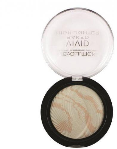 Makeup Revolution Rozświetlcacz Vivid Baked Highlighte Matte Light 7,5g