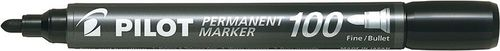 Pilot Marker permanentny Pilot SCA-100 Czarny (SCA-B-B - SCA-100CZARNY)