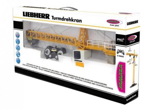 Jamara Dźwig Liebherr 2,4GHz (405109)