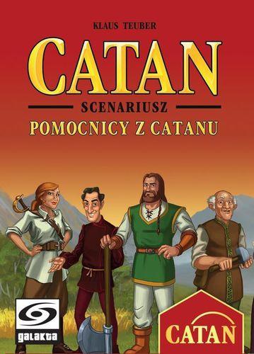 Galakta Gra Pomocnicy z Catanu (GXP-599385)